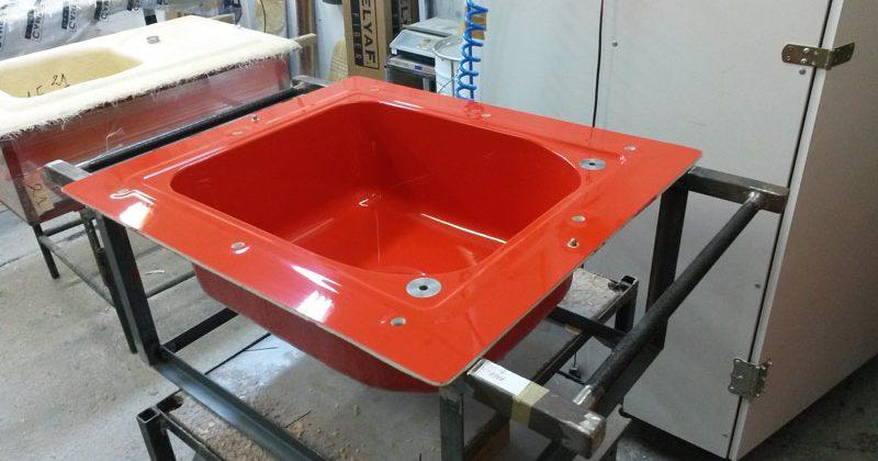 Инструменти за мивки от полимер мрамор и кварц