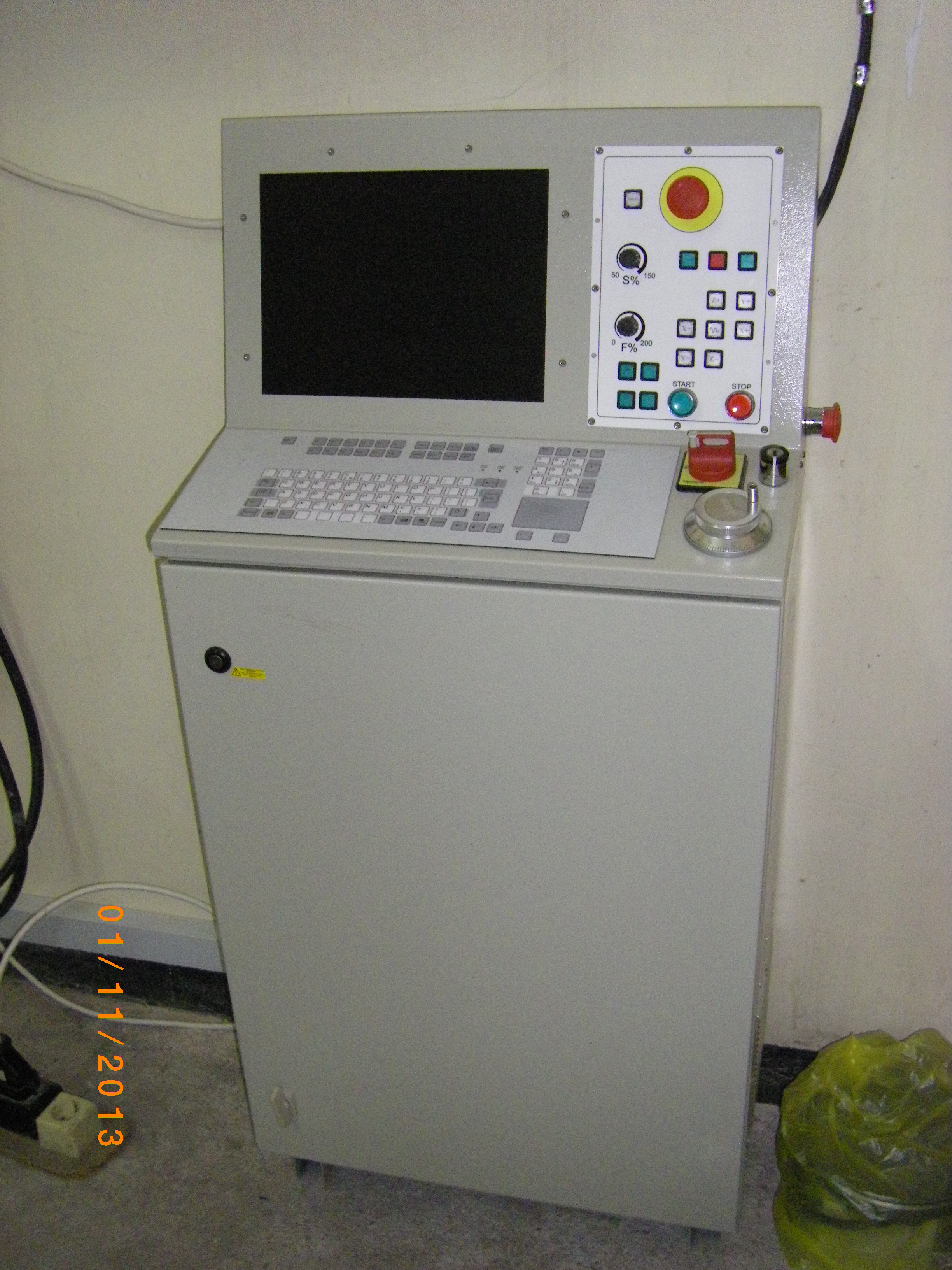 CNC cabinet
